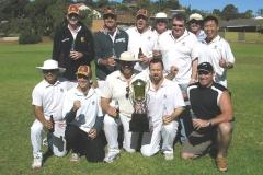 D Grade Premiership 2006-07