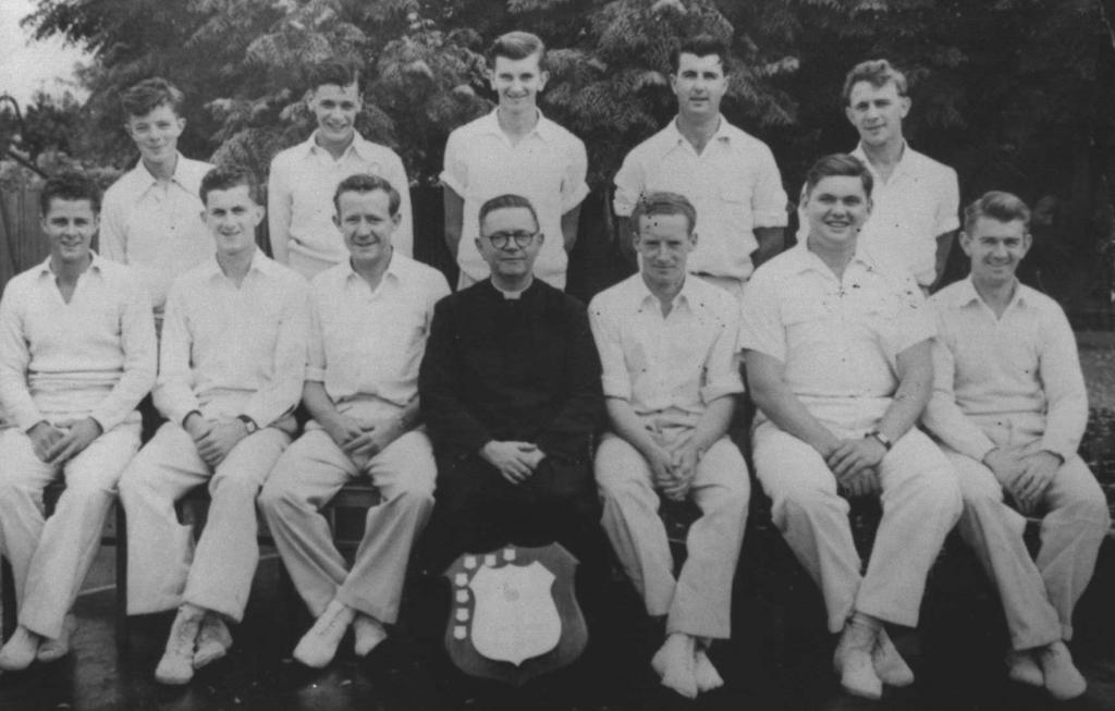 keswick CYMS cricket club premiers 52_53