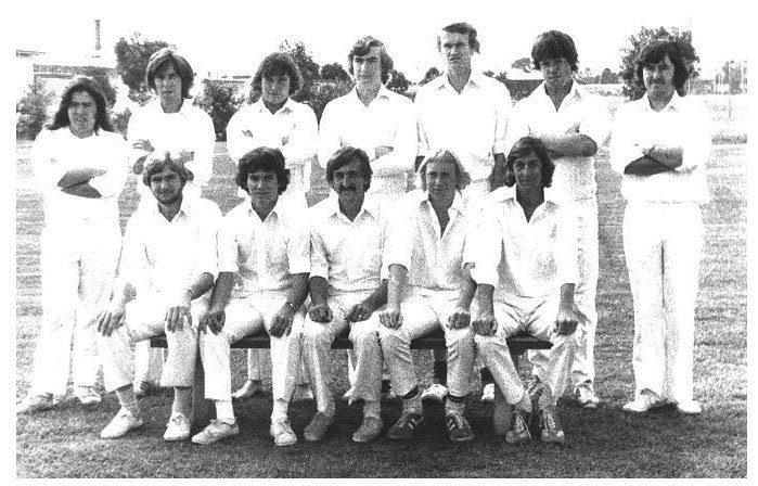 Keswick Cricket Club premiers 1976_77