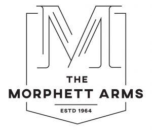 Morphett Arms Logo Keswick Cricket Club